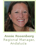 Annie Rosenberg Manager Photo